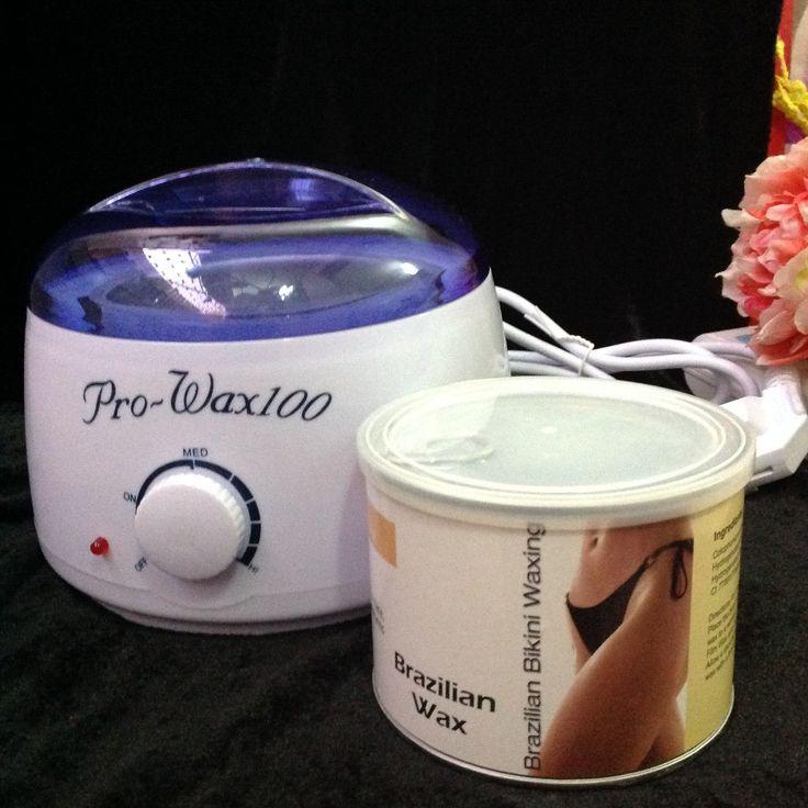 Hair Removal Set 110V / 220-240V Quality Brazil Depilatory Wax 400g Paper / / The Hs /Feet Shavig