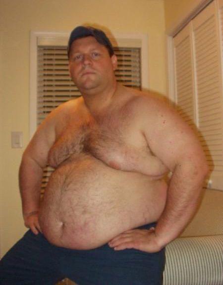 Fat Arab Man 2