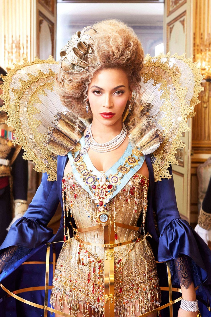 FEBRUARY 3 - Shortly after the Super Bowl concert, Beyoncé announces the dates for her upcoming world tour, The Mrs Carter Show - accompanied by pictures of the singer in full regalia.