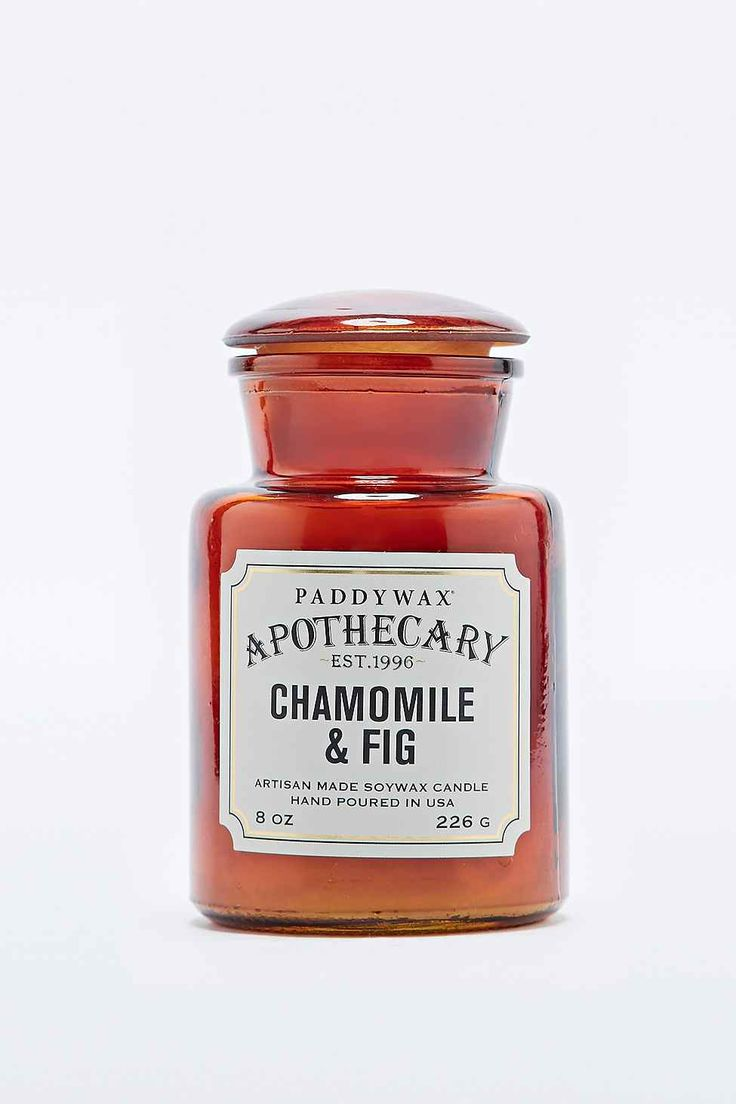 Paddywax - Bougie camomille et figue - Urban Outfitters