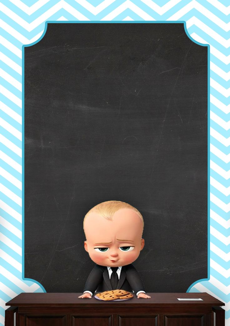 281 Best The Boss Baby Printables Images On Pinterest
