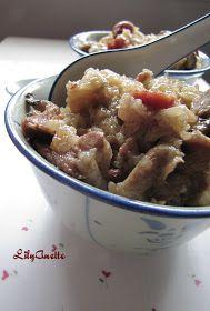 LilyAnette: Sticky Rice