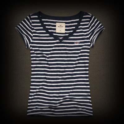 ホリスター レディース Tシャツ Hollister Brooks Beach Tee ニット Tシャツ-アバクロ 通販 ショップ-【I.T.SHOP】 #ITShop