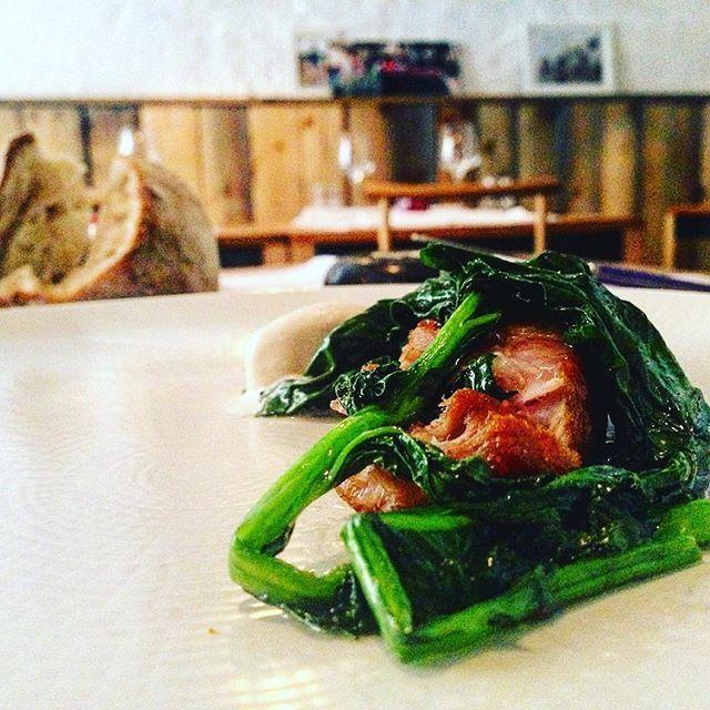 #capocollo di #maiale #cimedirapa #ginepro #saraca #tastingmenu #tasting #tasty #taste a #different #flavor #notbad #foodphotography #foodpics #chef #navigli #pic #passion #picoftheday #food #foodie #foodgasm #milano #travel #traveling #travelgram #dish #discover