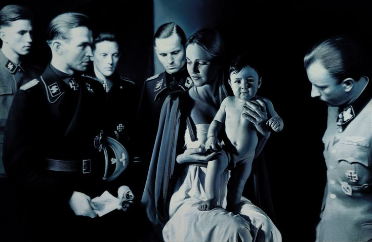"Gottfried Helnwein - ""Between Innocence and EvilBelgrade"" - Serbia, Nov. 6th 2015 – Jan. 18th 2016Museum of Contemporary Art Belgrade"