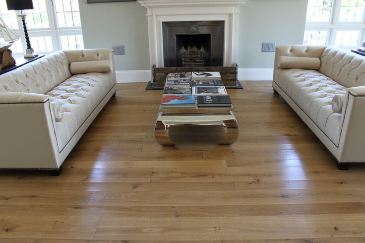 preserves an authentic oak look, and since all planks are individually oiled by hand with precision. This project was in Beaconsfield, Buckinghamshire.2011