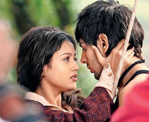 The Kissing Scene #Movie #Bollywood