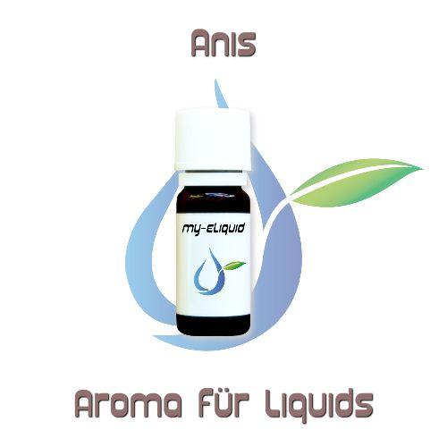 Anis Aroma | My-eLiquid E-Zigaretten Shop | München Sendling