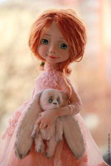 Коллекционные куклы ручной работы. Ярмарка Мастеров - ручная работа Варенька. Handmade.