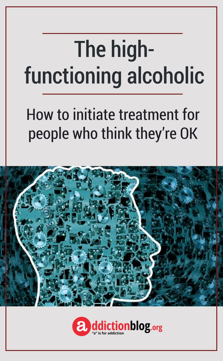 Alcoholism can affect your physical health, your emotional well-being, personal relationships, and your professional life. However, many alcoholics manage to function effectively while caring for the family and staying devoted to their jobs. What to do in that case? Sarah Allen Benton answers in our interview here!  'a' is for Addiction | Addiction Blog