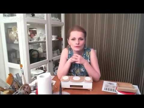 Наталья Родина Триптих шкатулка 27 день Университета Декупажа Апрельская сессия - YouTube
