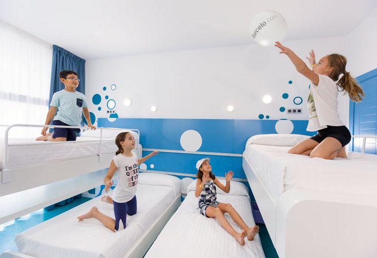 HOTELES FAMILIARES. Happy Minds, el nuevo programa de animación de Barceló Hoteles