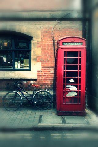 Nonsense. Calles de Oxford