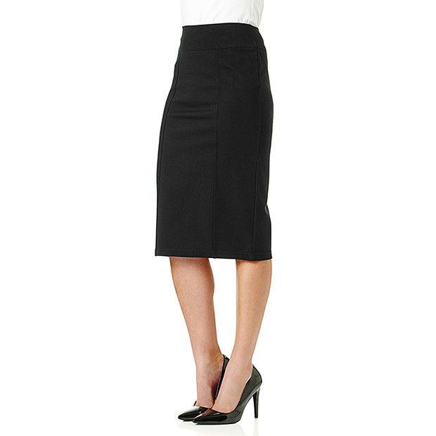Ponte Pull On Pencil Skirt - Target
