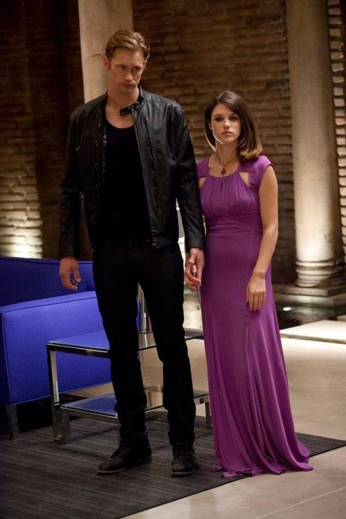 True Blood - Eric and Nora