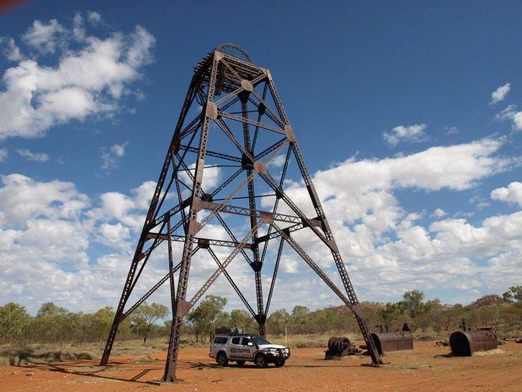 Dobbyn Mine, Mt Isa - We go everywhere man!