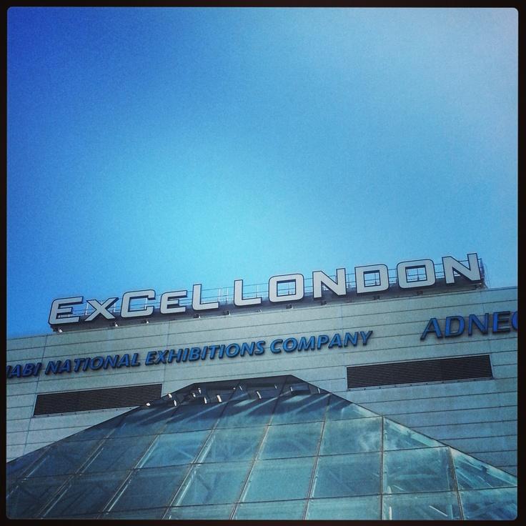 Excel London #GrandDesigns
