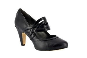 Women's Bella Vita Cindy - Black Leather
