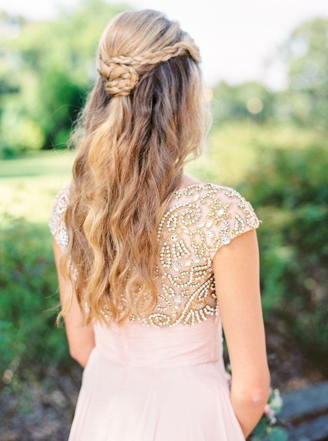 Pastel southern bridesmaids dresses