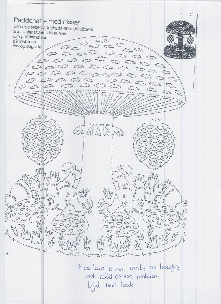 paddenstoel mobile