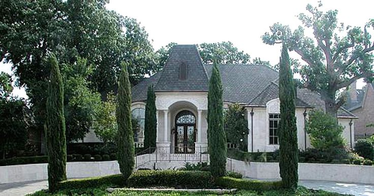 french chateau home plans - photo #9