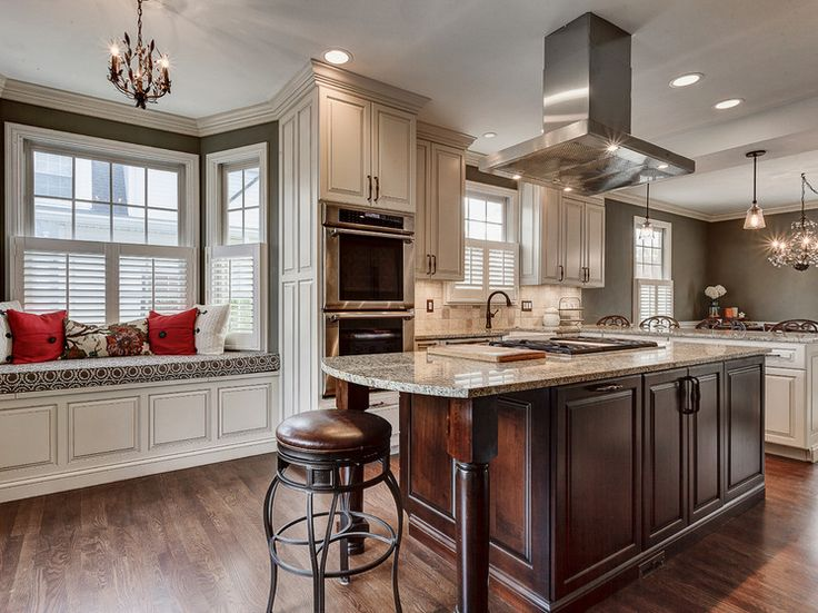 images about Kool Kitchens on Pinterest  Stove, Islands and Cabinets