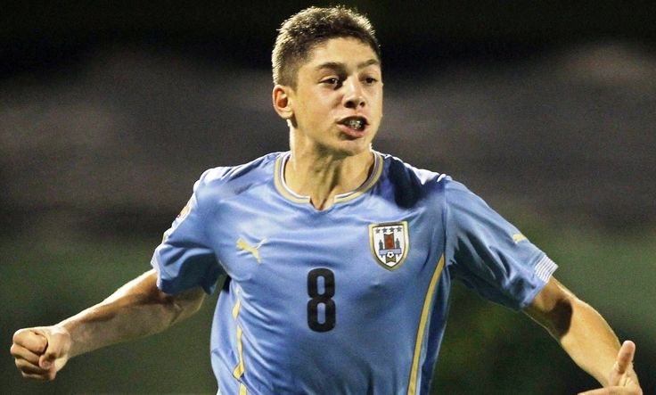 Real Madrid Castilla's Fede Valverde has been awarded the Silver Ball for being the second best player in the U20 World Cup. Congrats. What an unbelievable achievement... Fitting way to cap off a fantastic debut season in Madrid!