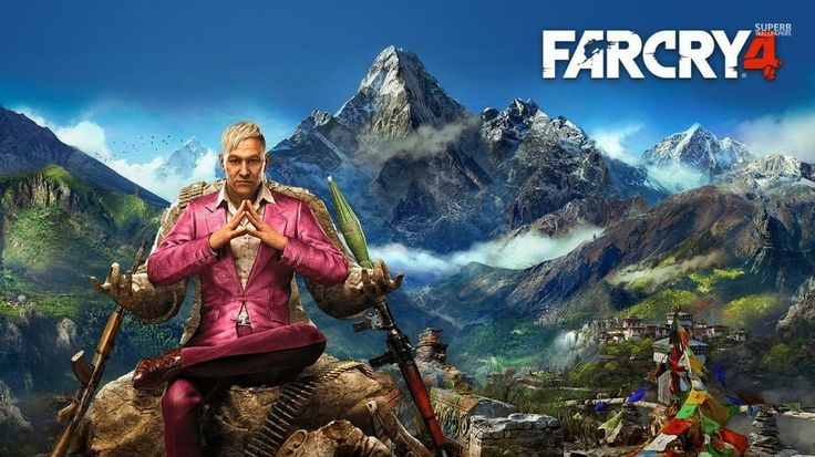 Far Cry 4 Kasma Sorunu, Serverlar Rehberi http://www.pvpservers.org
