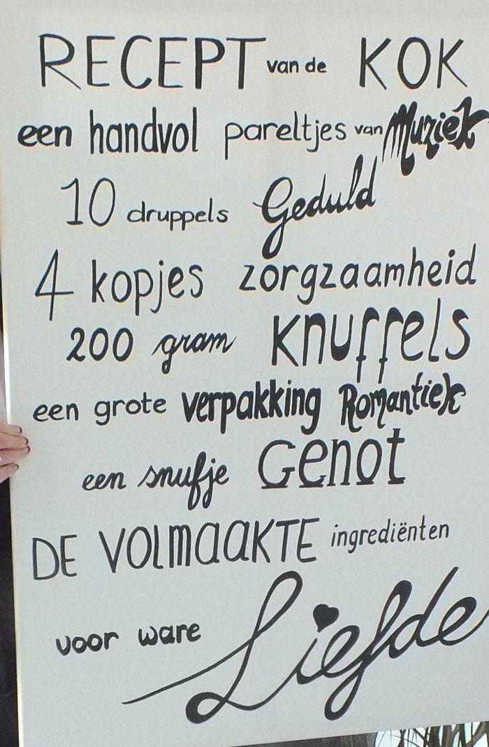 25 beste idee n over huisregels op pinterest - Hang een doek ...