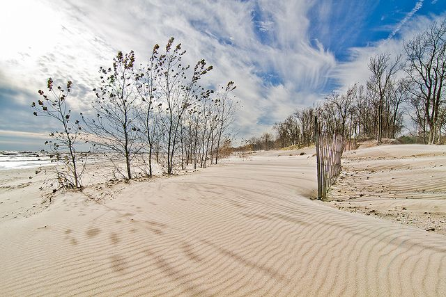 Long Point Provincial Park, Lake Erie: Nicest beaches in Ontario