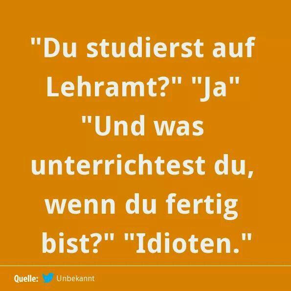 #Lehramt