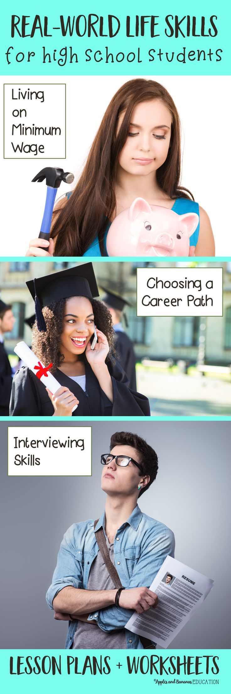 Job Search Tips for High School Students