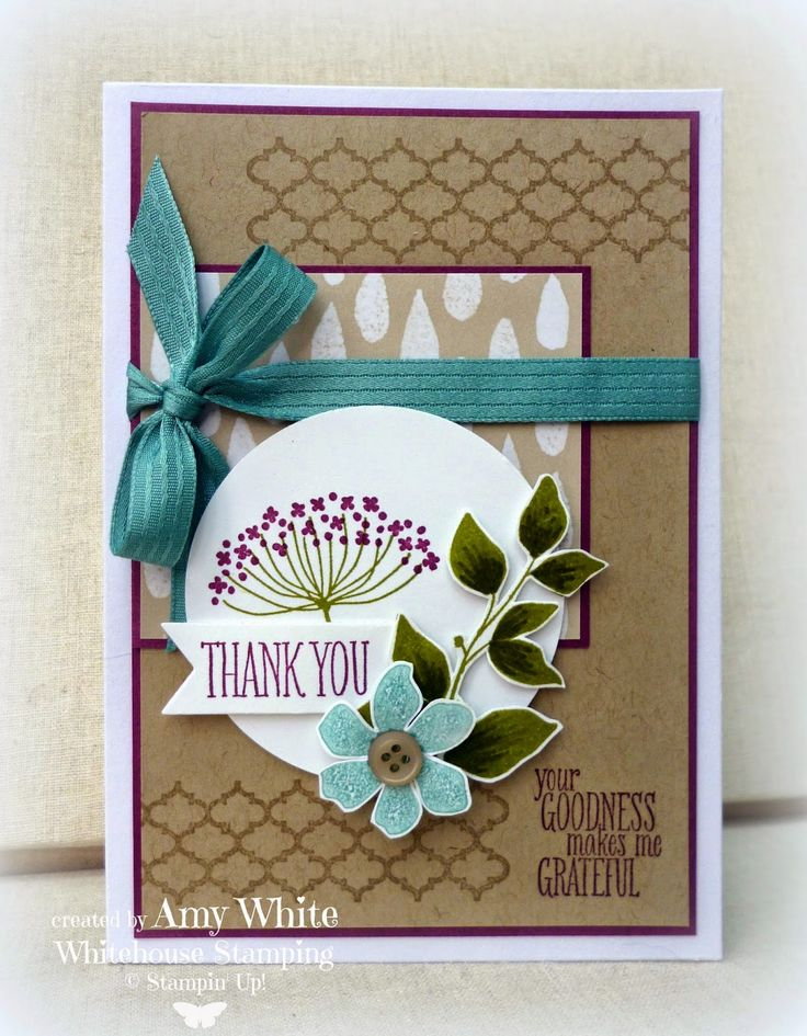 White House Stamping: Summer Goodness...