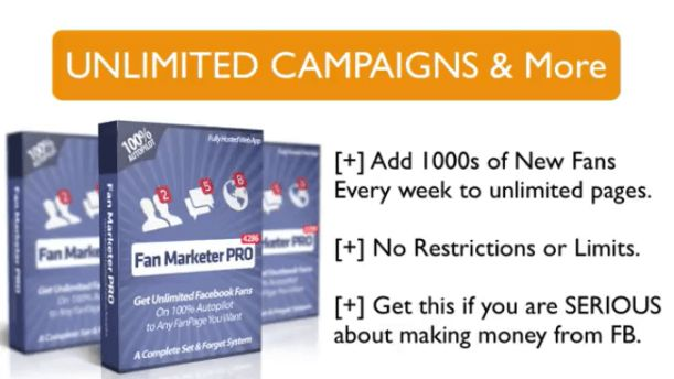 Fan Marketer Pro Upgrade OTO By Ankur Shukla is Best Upsell #1 Of Fan Marketer Software With Upgrade Features Unlimited Campaigns Per Site, 10X More Power, Email Alerts, Full Autoblogging, Promo Machine, Traffic Machine, Unlimited Content & Faster Growth For Unlimited Fan Pages. #fanmarketer #facebookmarketing #facebooklive #facebookpages #marketing #Business #fanmarketerPro