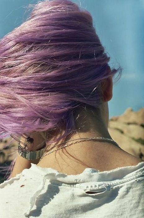 color: Purple Hair, Lilachair, Hairs, Vibrant Hair Colors, Nastyg Minkpink, Lavender Hair, Pastel Hair, Colors Hair, Lilacs Hair