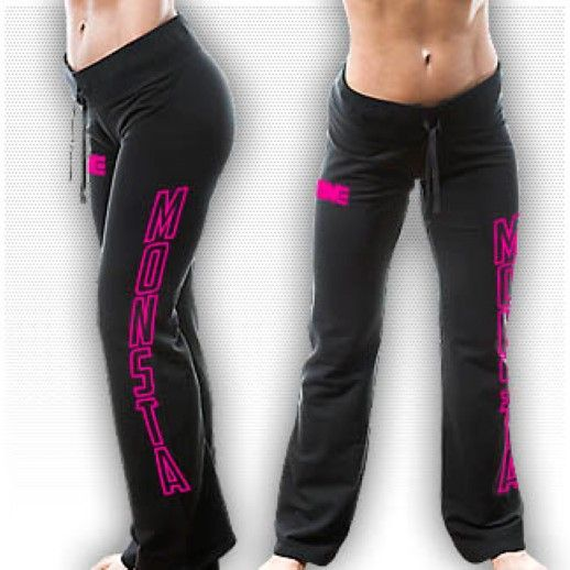 Monsta Clothing Co. Vintage Yoga / Lounge Pants - Extend Fitness