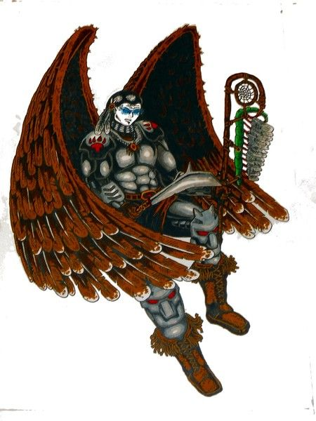 Strong Eagle