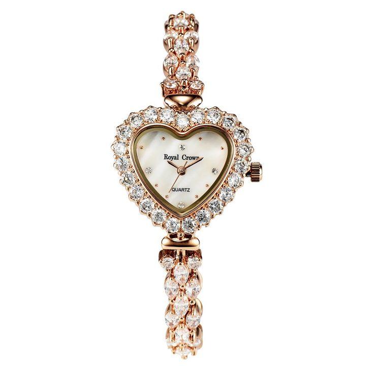 Luxury Rhinestone Watch Collection 019