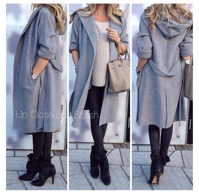 Love this zara coat #upcloseandstylish on insta