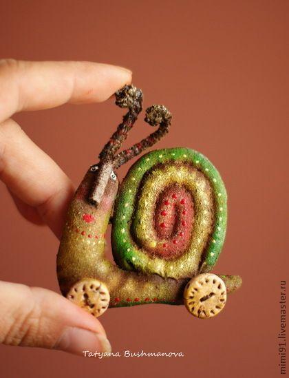 Ароматизированные куклы ручной работы. Ярмарка Мастеров - ручная работа Брошки - веселушки. Handmade.