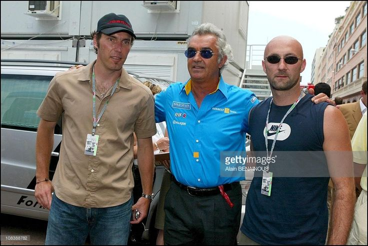 <a gi-track='captionPersonalityLinkClicked' href=/galleries/search?phrase=Laurent+Blanc&family=editorial&specificpeople=211209 ng-click='$event.stopPropagation()'>Laurent Blanc</a>, <a gi-track='captionPersonalityLinkClicked' href=/galleries/search?phrase=Flavio+Briatore&family=editorial&specificpeople=220211 ng-click='$event.stopPropagation()'>Flavio Briatore</a>, <a gi-track='captionPersonalityLinkClicked' href=/galleries/search?phrase=Fabien+Barthez&family=editorial&specificpeople=171382…