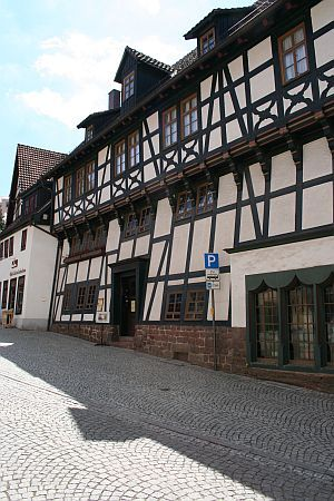 Lutherhaus, Eisenach, Thüringen, Germany