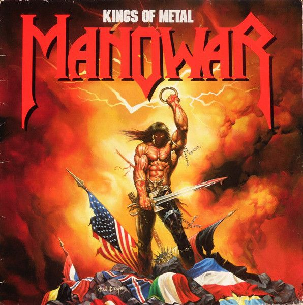 Manowar – Kings Of Metal