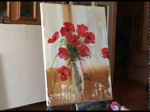 Уроки живописи для начинающих, видеоуроки для начинающих — Яндекс.Видео