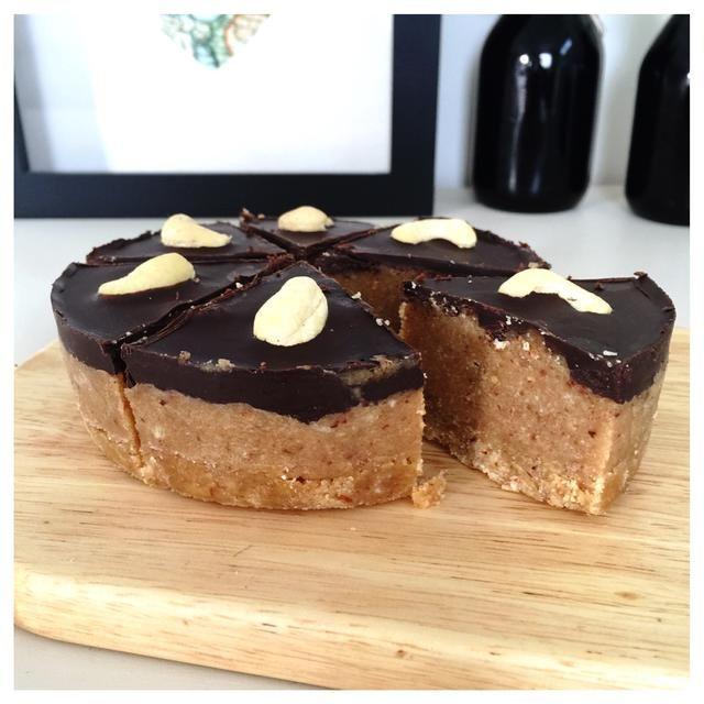 Snickers Cake < Sugar Free Sweets & Treats < Recipes | Coconut Magic