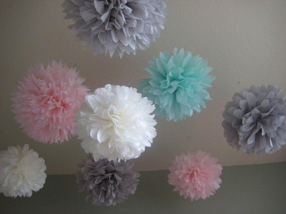 paper pom pom wedding decorations 31 best images about natalie end of school year spa 6373