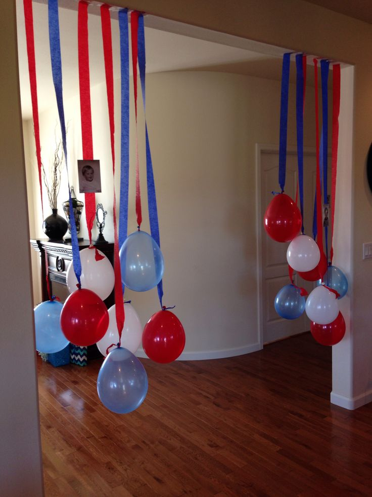 Chicago Cubs Baseball themed 40th birthday party