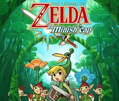joga The Legend Of Zelda: The Minish Cap online