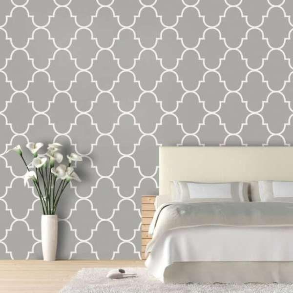 Die besten 25+ Marokkanische tapete Ideen auf Pinterest - graue tapete wohnzimmerwohnzimmer fliesen beige matt