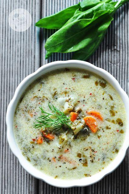 Kardamonovy: Zupa szczawiowa